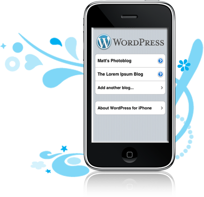 wordpresspouriphone