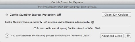 Cookie Stumbler Express