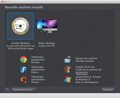 Parallels Desktop Start
