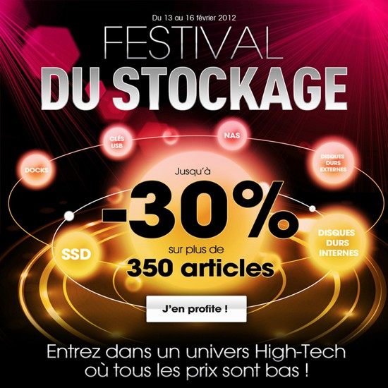 Festival stockage MacWay