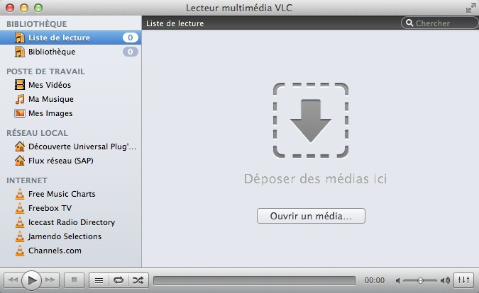 VLC 2.0 pour Mac et Windows