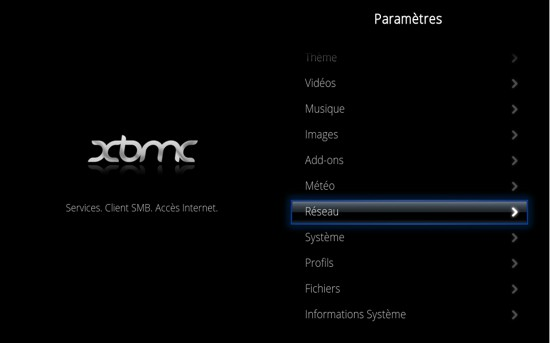 xbmc airplay