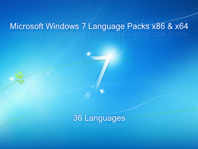 windows 7 language pack