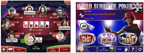 jeux hold them poker ea mobile