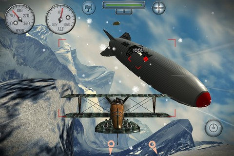 Sky Gamblers iPhone iPod iPad