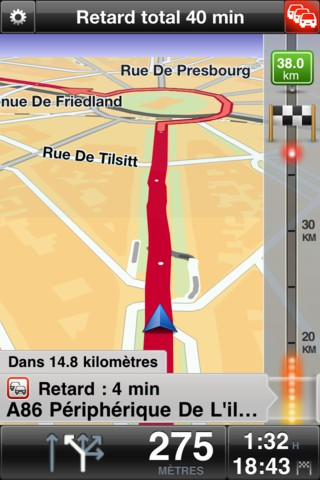 TomTom France iPhone iPod iPad