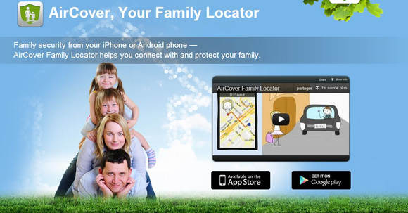 AirCover Family Locator