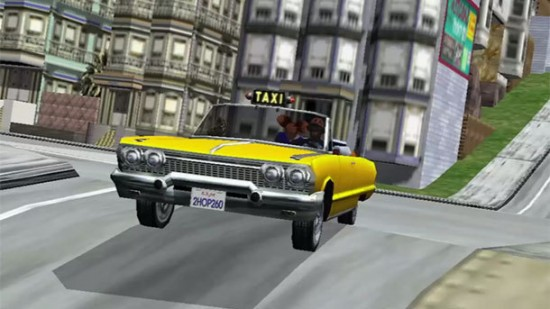 crazy taxi ipad iPhone