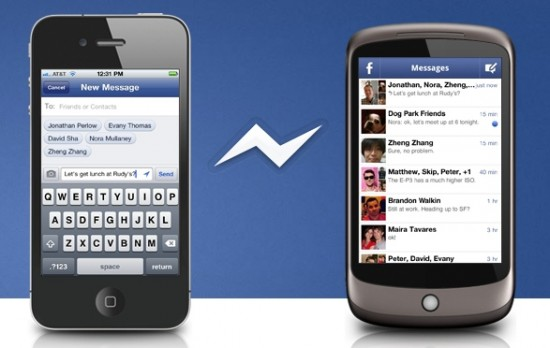 Facebook et android