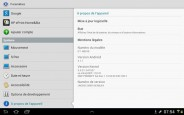 Jelly Bean officiellement disponible sur Samsung Galaxy note 10.1