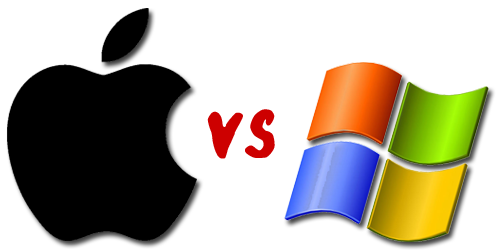 windows contre Mac