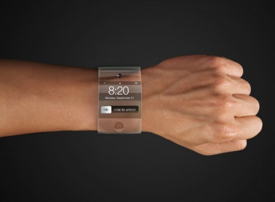 Prototype SmartWatch Apple