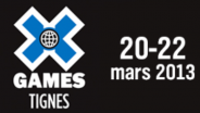 GoPro est le sponsor officiel des Winter X-Games de Tignes ..