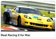 Real Racing 2, un jeu de course automobile sous Mac ..