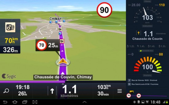 Application rencontre gps