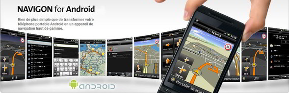 garmin navigon android