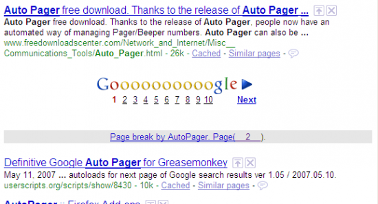autopager