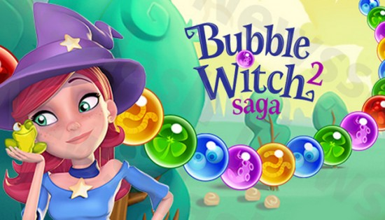 Bubble Witch 2 Saga img
