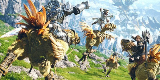 Télécharger Final Fantasy XIV img 1